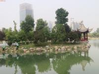 建业西湖庄园周边公园