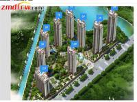 建业·西湖庄园鸟瞰图