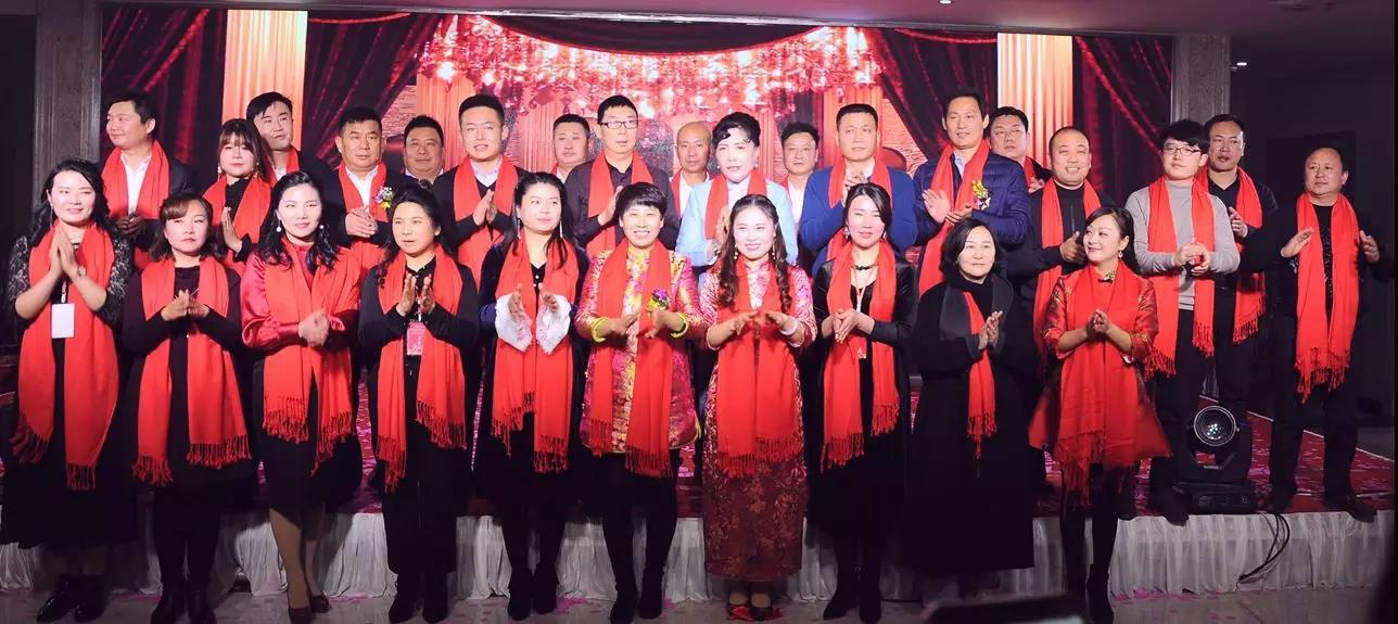 驻马店市企业家协会第四组2018迎新春联欢晚会