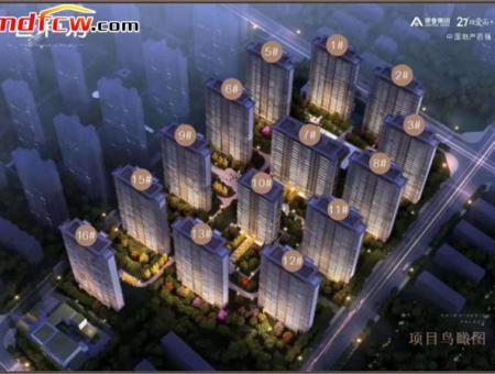 建业世和府(鸟瞰图)