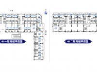 项目6#楼一层二层商铺