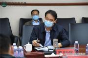 贾迎战副市长莅临正华置地集团调研指导工作
