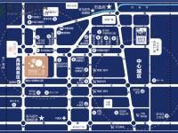 建业·总部港(区位图)