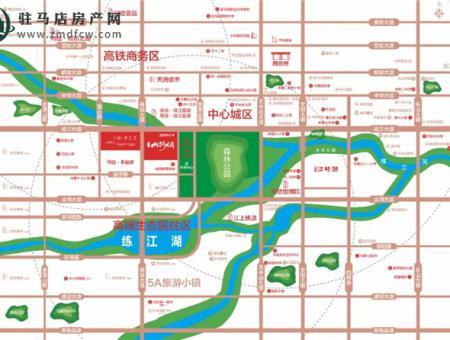 同信·望江悦(区位图)
